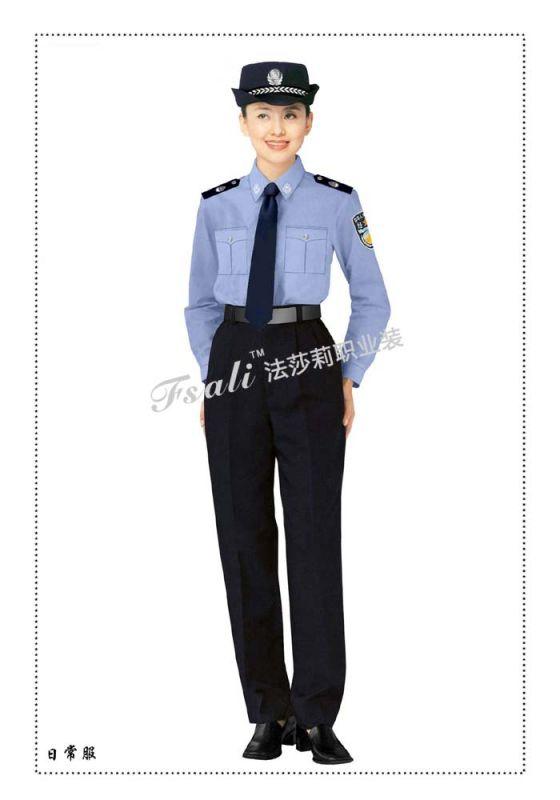 时尚执法制服女装图